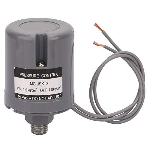 Interruptor de presión mecánico universal automático 220V de la bomba de agua del hilo masculino de Nitrip(1.5-2.2 kgf/cm2)