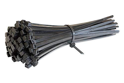 UXCELL nylon auto Car Dome abete Monte cable Tie nero 183/MMX5/MM 30/pezzi