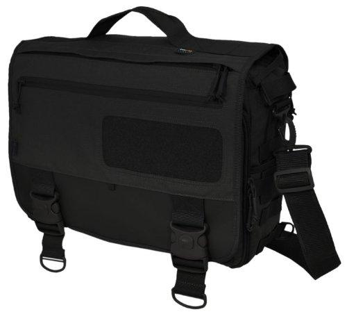 HAZARD 4 MOD(TM) Laptop-Messenger/Briefcase/Go-Bag W/Molle - Black