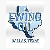 UnisylBoutique Show Television Tv Jr Oil 1980S Ewing Jock
