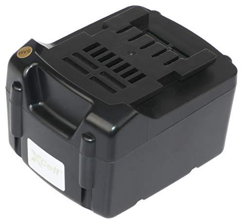 Homme de hück Xcell Outils Batterie Li-Ion 136915 F. Metabo 14,4 V/3Ah Batterie pour outils électriques 4042883369153