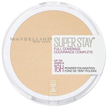 full coverage powder foundation