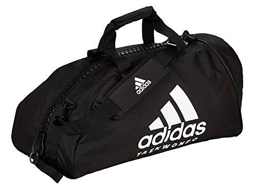 adidas Sporttasche Taekwondo Black/White Nylon (M (50 l))