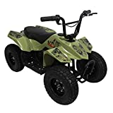Pulse Performance Products ATV Quad - Childrens Electric 4 Wheeler - Camo