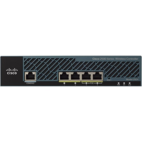 Cisco AIR-CT2504-15-K9 2504 WLAN Controller