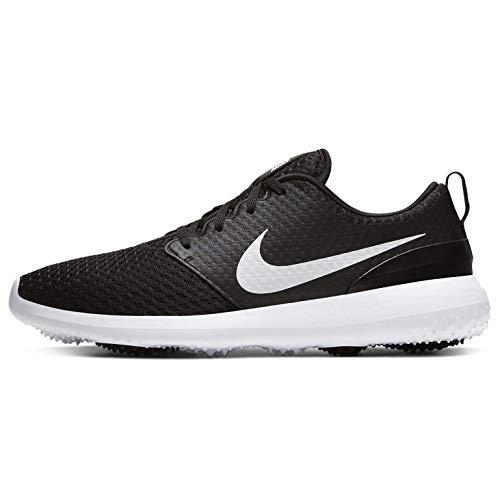 Nike Roshe G, Golf Shoe Hombre, Platino Puro/Blanco/Blanco Metálico, 40.5 EU