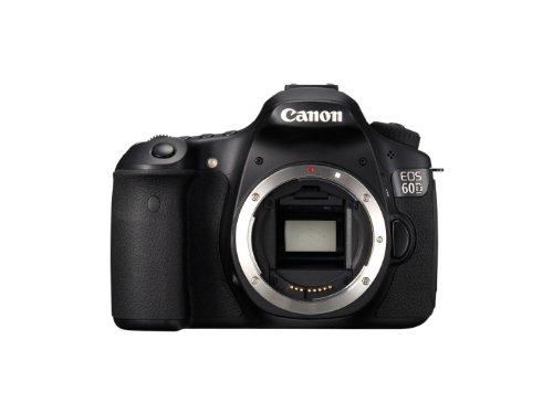 Canon EOS 60D - Cámara Réflex Digital 18 MP (Cuerpo)