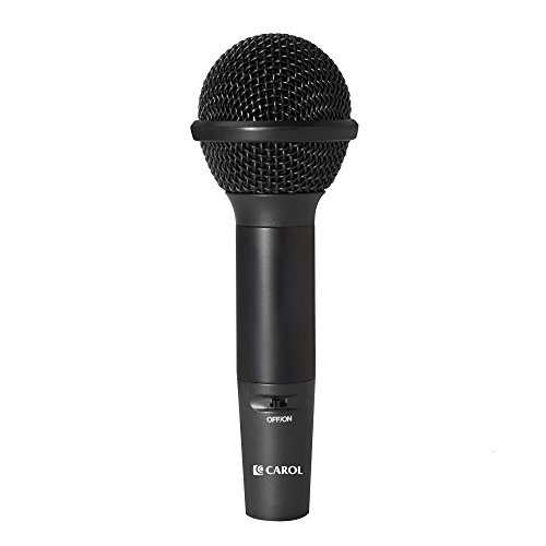 Home Studio Cardioid Dynamic Vocal Microphone | by CAROL GS-77s