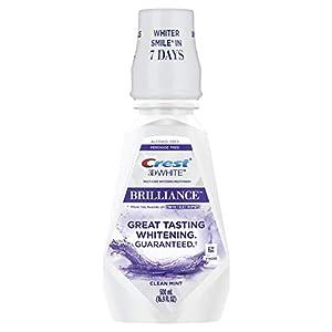 Crest 3D White Brillance Mouthwash