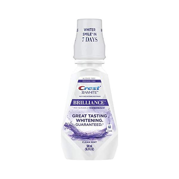 Crest 3D White Brilliance Mouthwash
