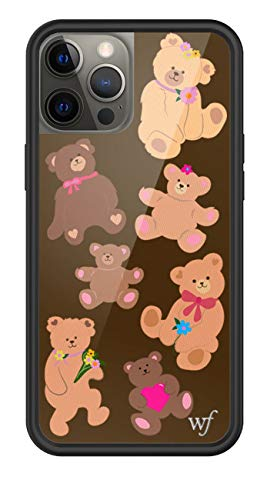 Wildflower Limited Edition Cases Compatible with iPhone 12 Pro Max (Bear-y Cute)