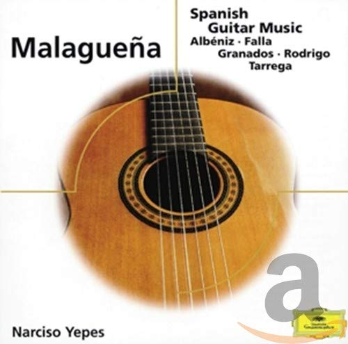 Malaguena-Spanish Guitar Music