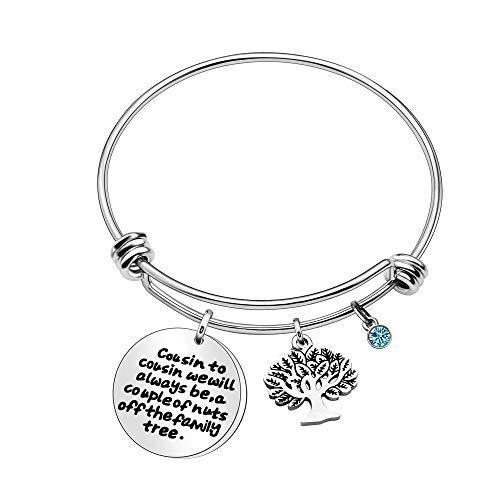 Bangle Bracelets for Women Cousin Birthday Gifts Christmas...