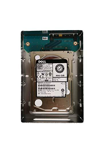 Dell Festplatte, 600 GB, SAS, 6 Gbit/s, 15 K, ST3600057SS AL14SXL60EN AL13SXL600N W347K YGY9G WPJY9
