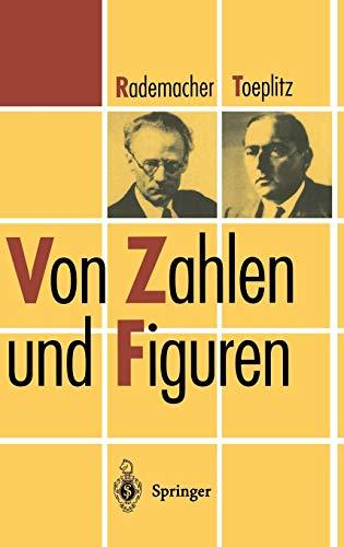 Von Zahlen und Figuren: Proben mathematischen Denkens für Liebhaber der Mathematik (Heidelberger Taschenbücher, 50)