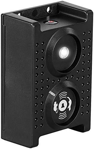 Exbuster Marderabwehr: Mobiles Hochfrequenz-Marder-Abwehrgerät, LED-Blitz & Vibrationssensor (Tierschreck)