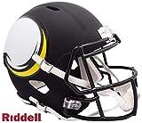Minnesota Vikings AMP Alternate Series Riddell Speed Full Size Replica Football Helmet - NFL Replica Helmets