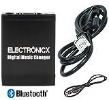 Electronicx Elec-M06-TOY2-BT Adaptador de Musica Digital USB, SD MP3 AUX Bluetooth Kit Manos libresToyota, Lexus y Scion