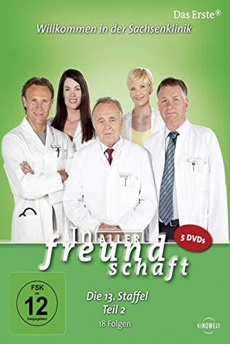 In aller Freundschaft - Staffel 13, Teil 2 (5 DVDs)