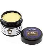 Cera/Bálsamo para Barba - Bigote/Cerato natural orgánico tonifica, moldea e Hidrata tu barba. Producto Premium