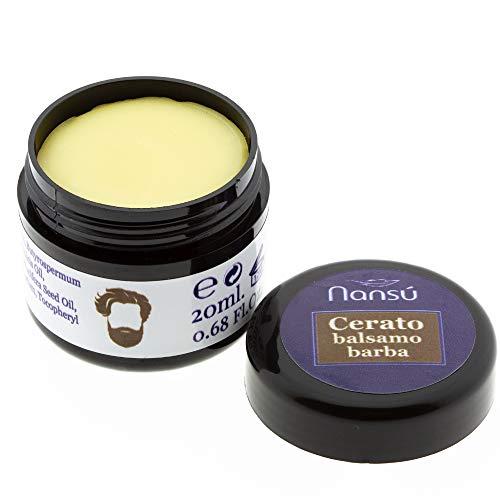Cera/Bálsamo para Barba - Bigote/Cerato natural orgánico