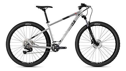 Ghost Kato Advanced 27.5R AL U Mountain Bike 2021 (S/40cm, Silver/Grey)