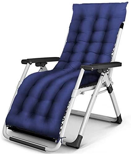 Al Aire Libre de la Gravedad Cero sillas de Sol Patio Tumbona reclinable de 200 kg Playa Jardín Plegable Que acampa Salón Soporte de la Silla