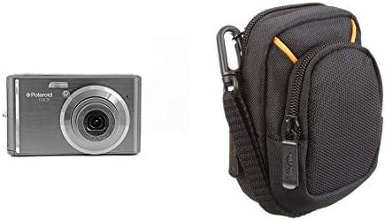 Polaroid Digitalkamera Ix828n Blk 20mp Mit Optischem Zoom 8x Grau
