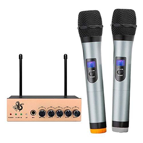 Wireless Funkmikrofon VHF Professionelles Bluetooth Handmikr