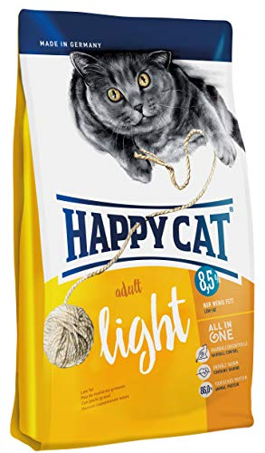 Happy Cat Supreme Adult Light, 1.4 Kg, 1er Pack (1 x 1.4 kg)
