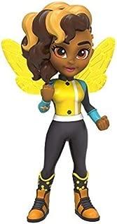 Funko Girls Rock Candy: DC Super Hero-Bumble Bee Action Figure
