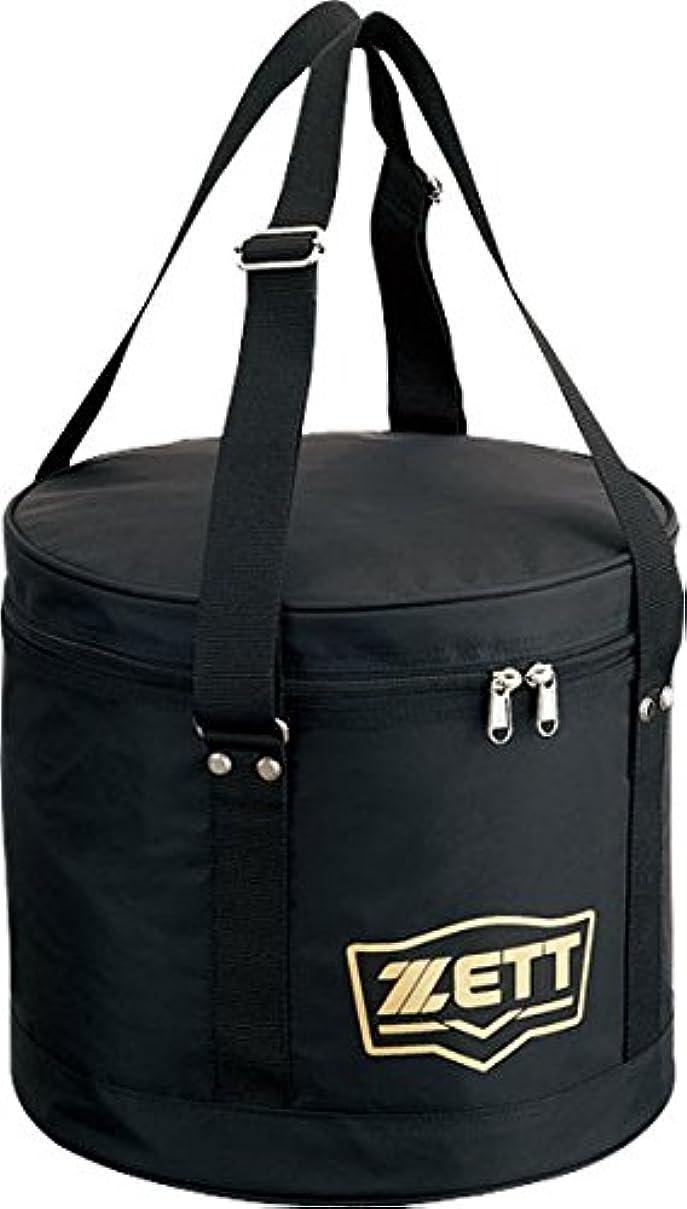 キネマティクス母性リマZETT(ゼット) 野球 ボールケース BA1235 ブラック