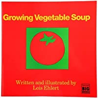 Constructive Playthings HB-4 Look And Learn Big Book-Growing Vegetable Soup [並行輸入品]