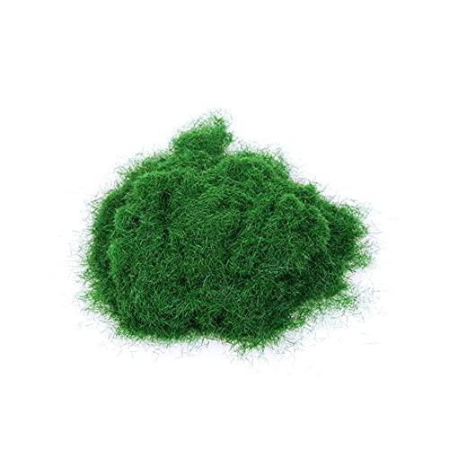 SENZHILINLIGHT 30g hierba artificial polvo sandbox juego micro paisaje decoración hogar jardín DIY accesorios construcción modelo material