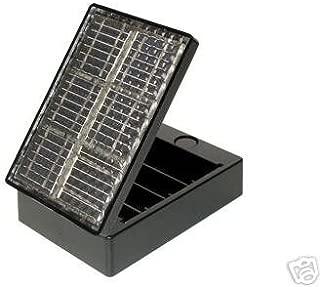 Solar cargador de batería AA pilas 4 x AA cargador solar ...