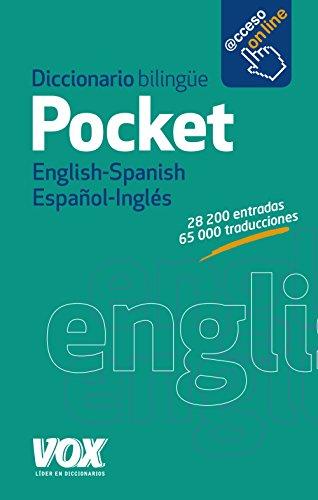 Diccionario Pocket English-Spanish / Español-Inglés (VOX - Lengua Inglesa - Diccionarios Generales)