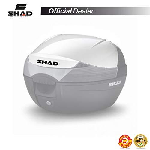SHAD d1b33e208sobretapa für Truhe SH33, weiß