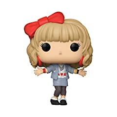From How I Met Your Mother, Robin Sparkles Vinyl Figure, Fall Convention Exclusive, as a stylized Pop! Stylized collectable stands 3 ¾ inches tall, perfect for any How I Met Your Mother fan! Collect and display all How I Met Your Mother POP! Vinyls! ...