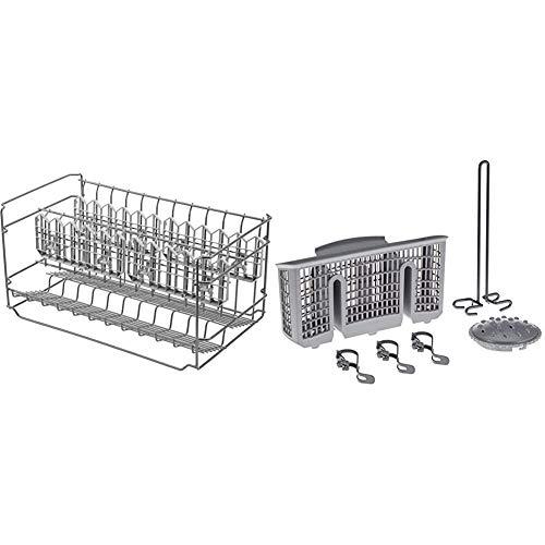 Siemens SZ73640 Korbeinsatz für Langstielgläser Geschirrspüler Zubehör & SZ73000 Spülhilfe-Set