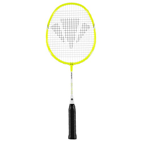 Carlton Badmintonracket Mini-Blade Iso 4.3 G4 NH, Gelb, L4