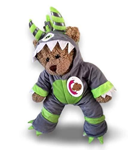 Build your Bears Wardrobe Construire Votre Ours Armoire 38,1 cm Vêtements Fit Construire des Ours One Eye Monster Costume