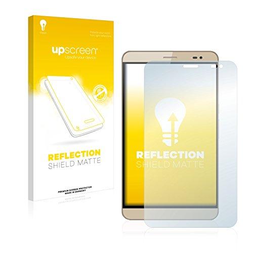 upscreen Entspiegelungs-Schutzfolie kompatibel mit Huawei MediaPad X2 – Anti-Reflex Bildschirmschutz-Folie Matt