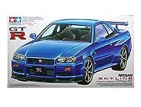1/24 タミヤ スカイライン GT-R Vスペック R34