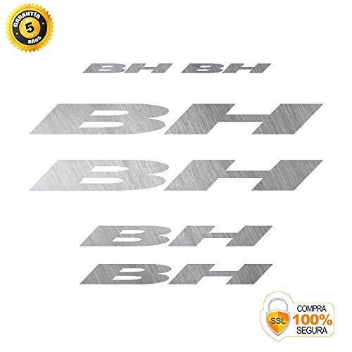 Sticker Decorativo Bicicleta Juego de Adhesivos en Vinilo para Bici BH ALU 500 Pegatinas Cuadro Bici Pegatinas para Bici