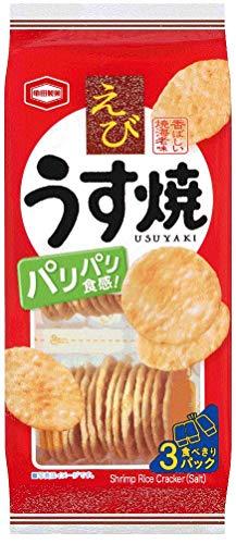 亀田製菓『80gえびうす焼き×12袋』