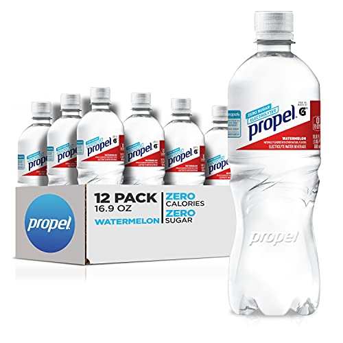 Propel, Watermelon, Zero Calorie Sports Drinking Water with...