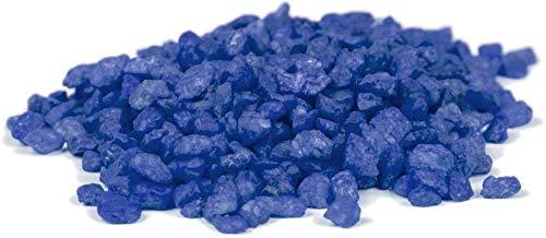 HEKU 30332-18: Deko-Granulat blau, 750g, in wiederverschließbarer Dose, 750 Gramm