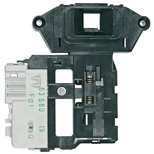 Cierre blocapuertas lavadora LG F1494TD F14953WHS F1495BD F1495BD7 F1495BDA F1495BDA7 F1495BDM7