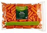 32-ounce (2-pound) bag of cut and peeled baby carrots No preservatives Certified Non-GMO Grown in the United States Our Fresh brand products are all about high-quality food that fits every budget, every day.