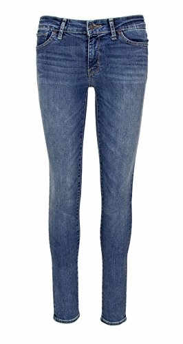 Levis Jeans Women 711 Skinny 18881-0199 Antiqued